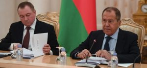 Lavrov will arrive in Belarus on June 19