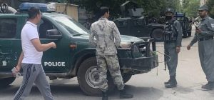 Another explosion thundered in Kabul