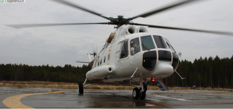 Serial production of the Arctic civil Mi-8AMT helicopter begins in Russia