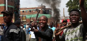 Black ghettos remain without police: Liberal deal with extremists pushes US into chaos