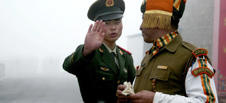 Moscow is concerned about the situation on the border of India and China