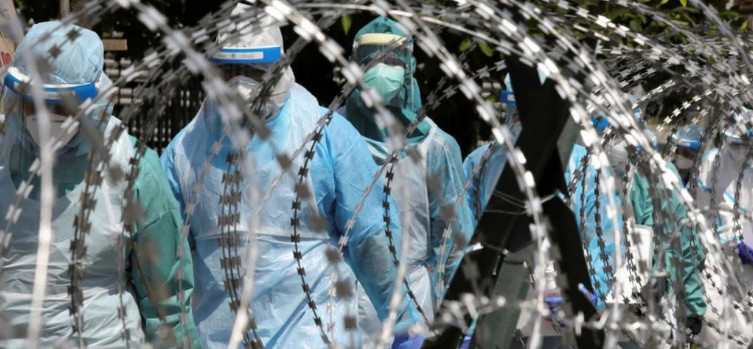 The WHO called the number of detected cases of COVID-19 in the world