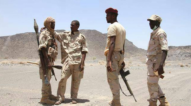 Ethiopian forces attack Sudanese army camp