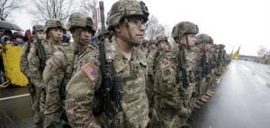 US wants to transfer part of the troops from Germany to other countries in Europe and the Asia-Pacific region