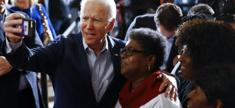 New York Times: Biden's ratings are 14% higher than Trump, thanks to women and blacks