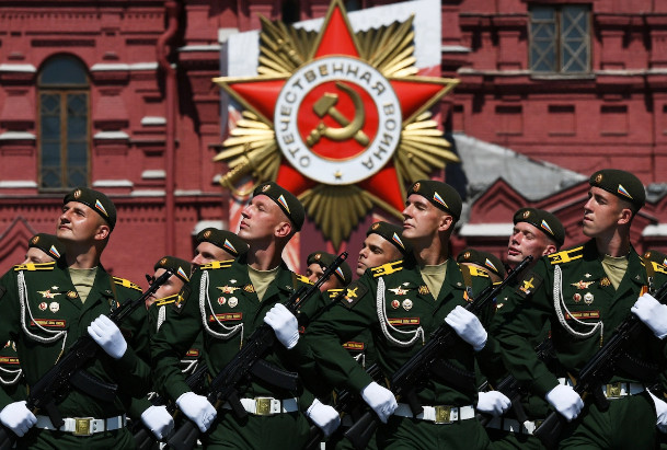 Pakistan greeted Russia on Victory Day