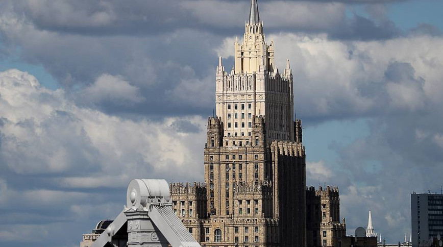 The Russian Foreign Ministry called the NYT article on Russia in Afghanistan a stuffing of American intelligence