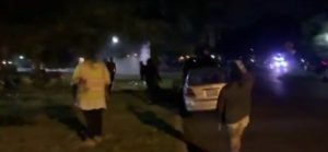 In Richmond, six people were detained in clashes with the police at the monument to General Lee