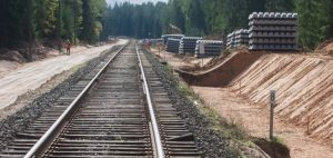 Lithuania again talking about the construction of Rail Baltica