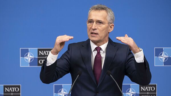Stoltenberg believes that NATO should conduct a dialogue with Russia