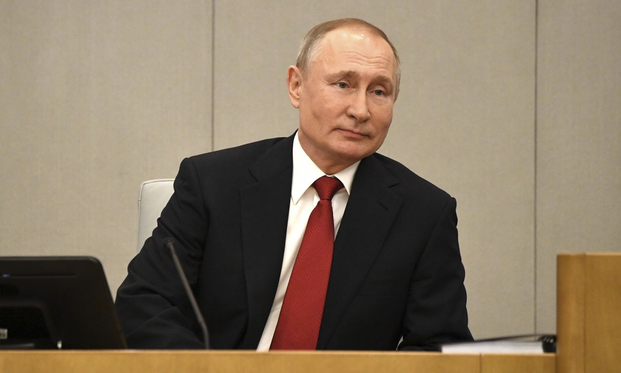 Putin says Russia will be able to counter hypersonic weapons