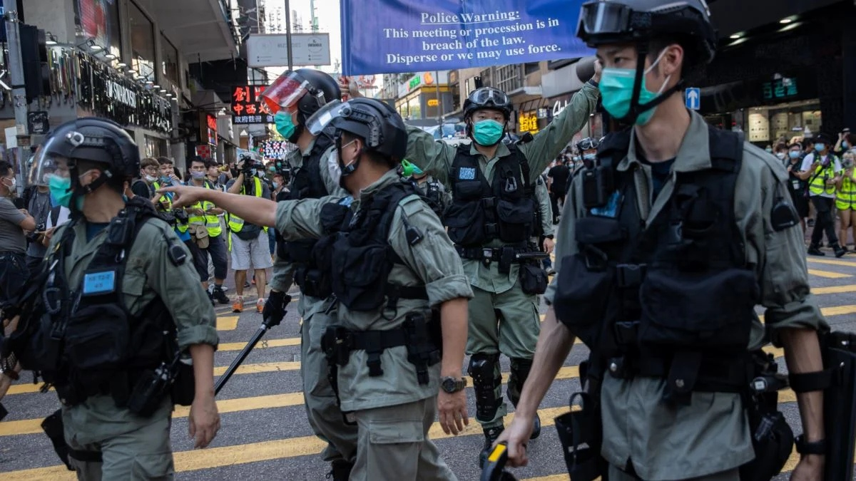 Law on National Security in Hong Kong signed by the PRC Head of State