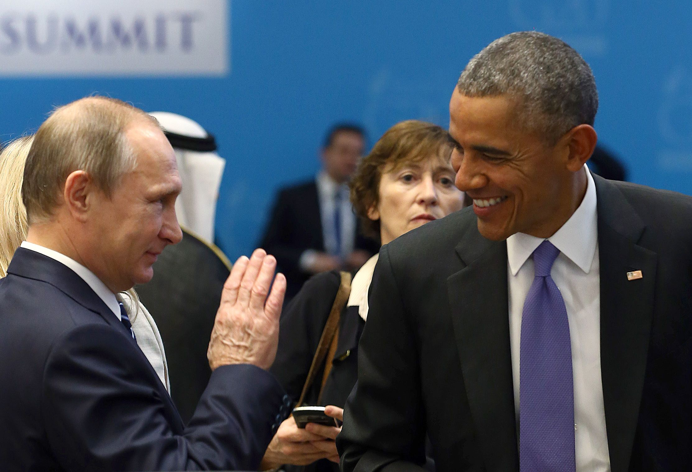 American Democrats promised Putin to hush up the situation with Crimea