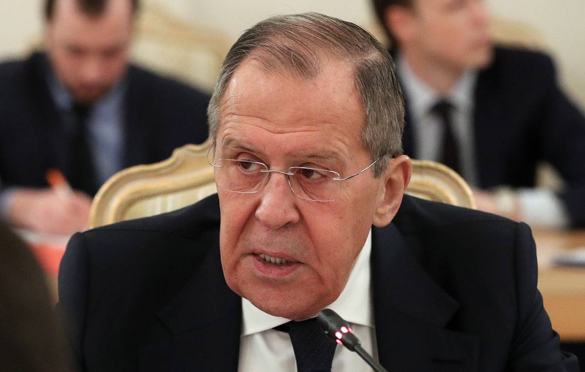 Russia and EU intend to ensure full implementation of nuclear deal with Iran, Lavrov says actions of the West are illegal