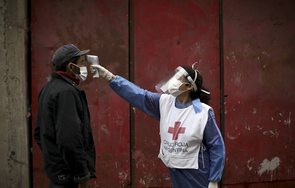 Authorities in Buenos Aires have asked Russia for help in the fight against the coronavirus