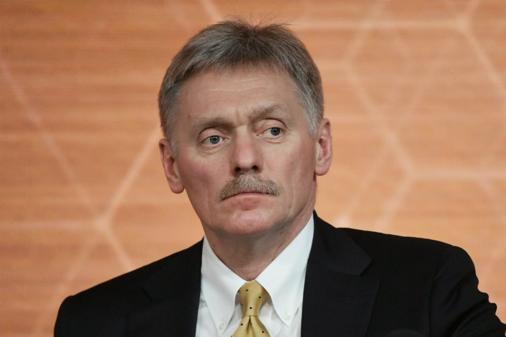 Kremlin comments on incident on the Indian-Chinese border