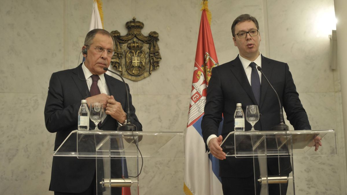 Serbia will not make the deal with the EU in Kosovo