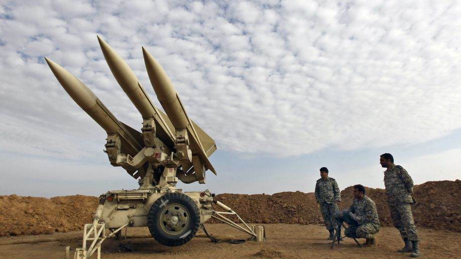 Media says Iranian artillery shelled Iraqi Kurdistan