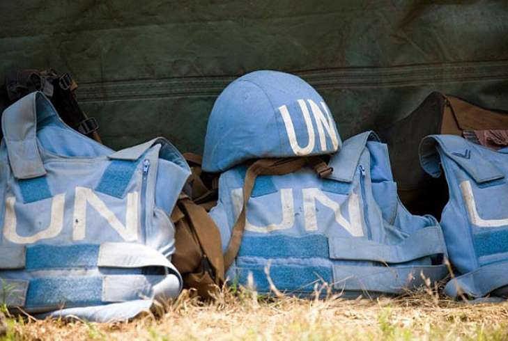 Two UN peacekeepers died in an attack in Mali