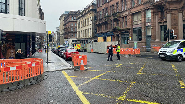 Three people killed in an attack in Glasgow