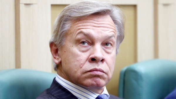 Alexey Pushkov comments on amendments to the Constitution