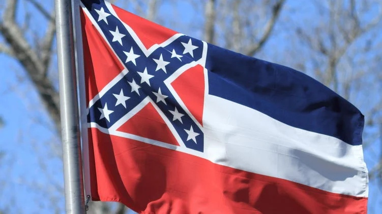 Protests in the U.S. forced one of the states to change its flag