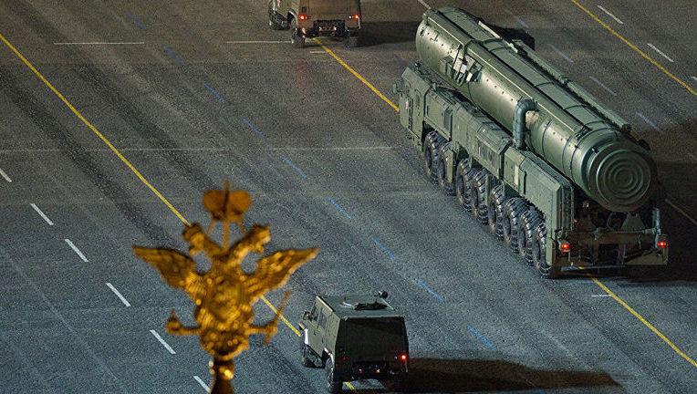 Moscow and Washington discuss new Russian nuclear doctrine