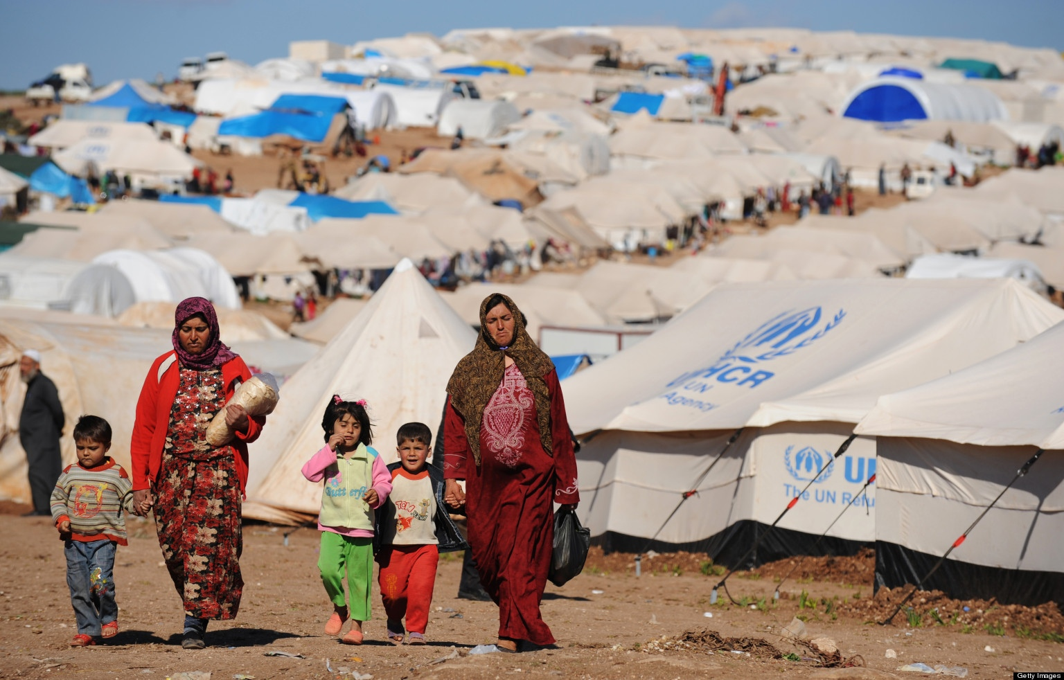 34 refugees returned to Syria in 24 hours