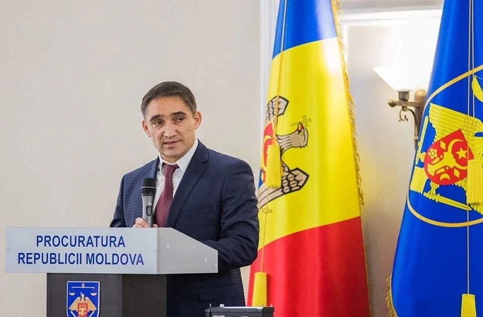 Moldavian Prosecutor General's Office demands from the USA to give Plahotniuc away