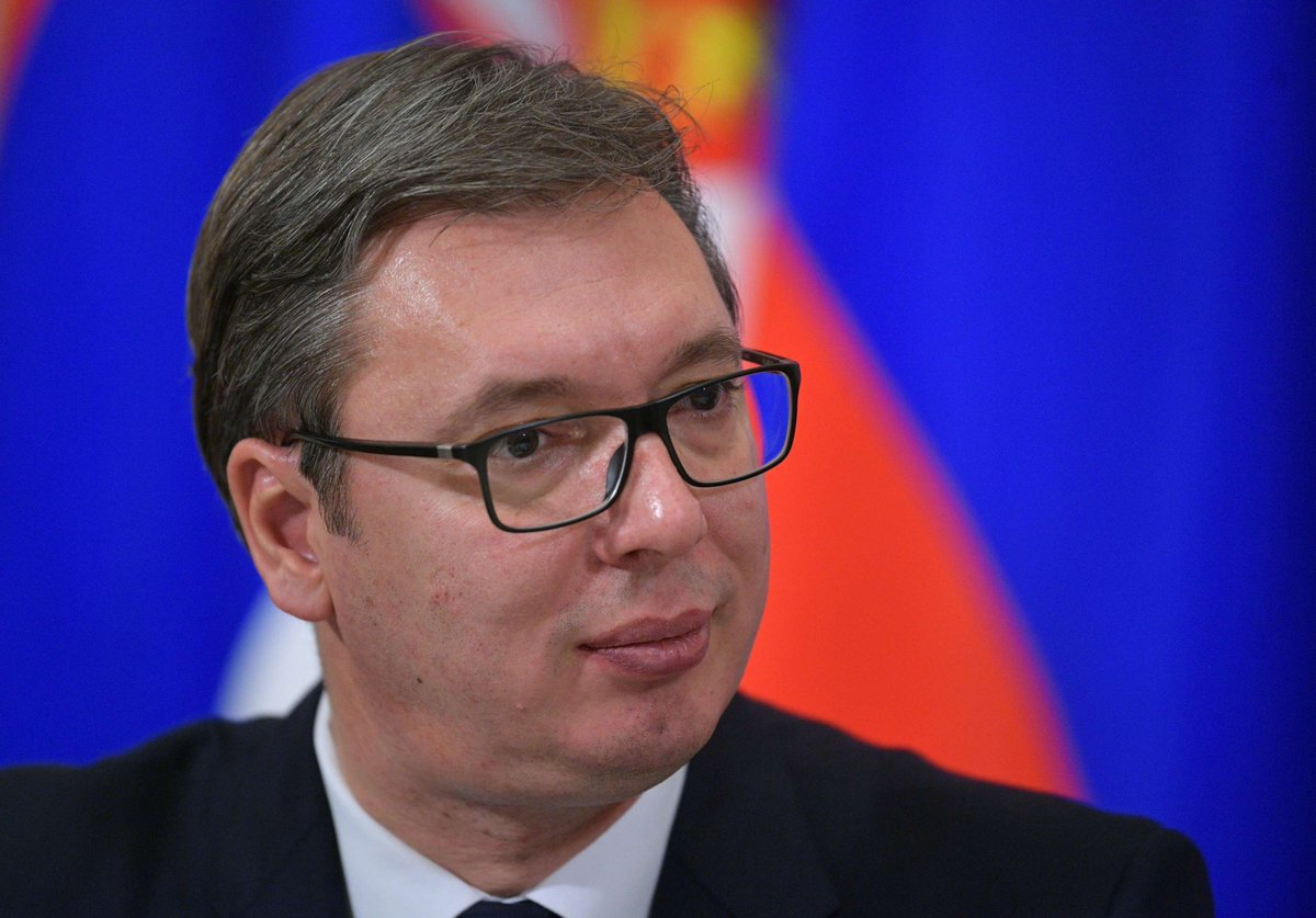 Vucic says any decision on Kosovo needs Russia's consent