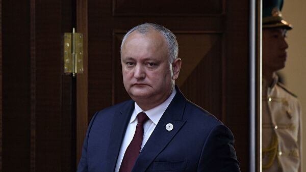 Dodon to discuss export issues during his visit to Russia