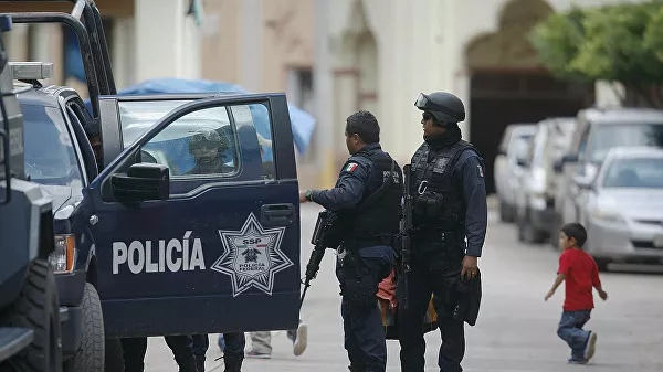 The Minister of Civil Security in Mexico City was attacked