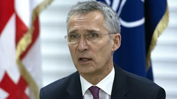 Stoltenberg welcomed talks with Russia on nuclear weapons