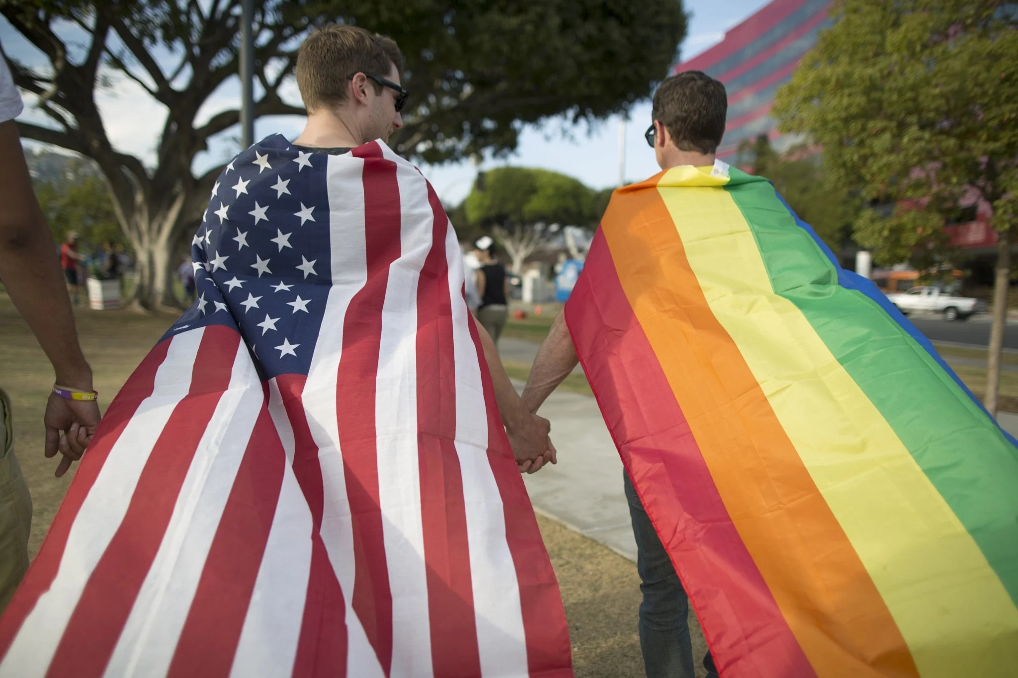 Israel's fight against the propaganda of homosexuality in the United States has been called an invasion of American territory
