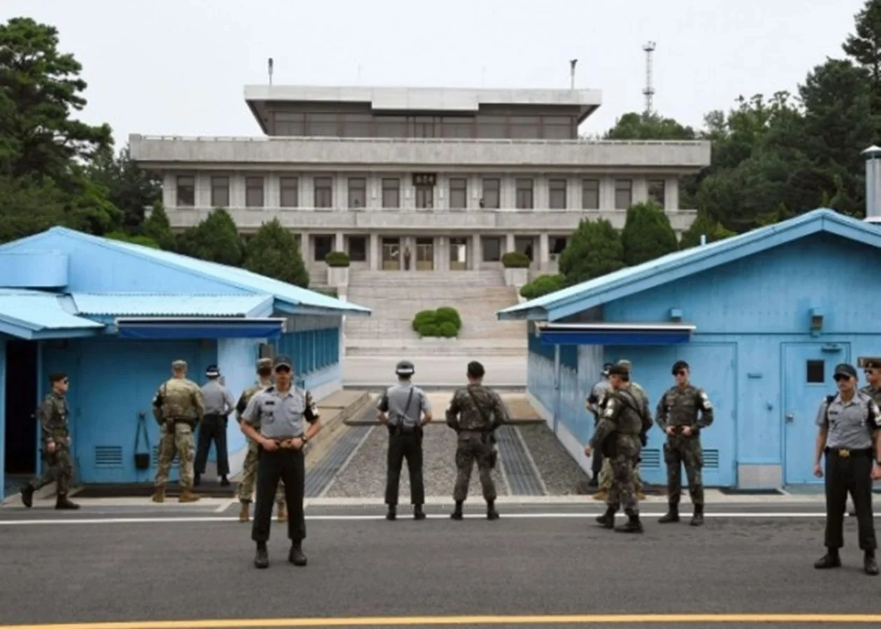 North Korean troops are returning to the demilitarized zone
