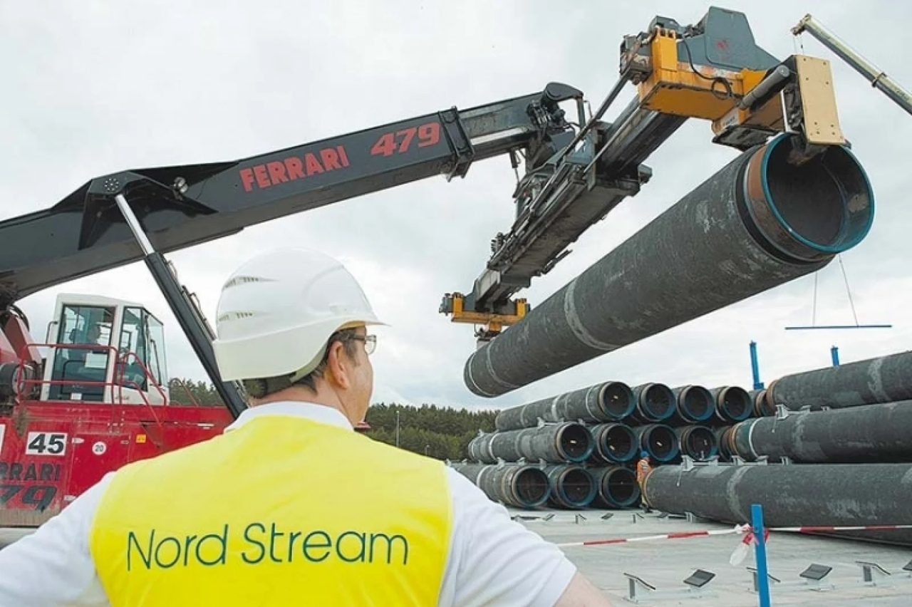 Expert: there will be a split line between Germany and the USA along the Nord Stream 2