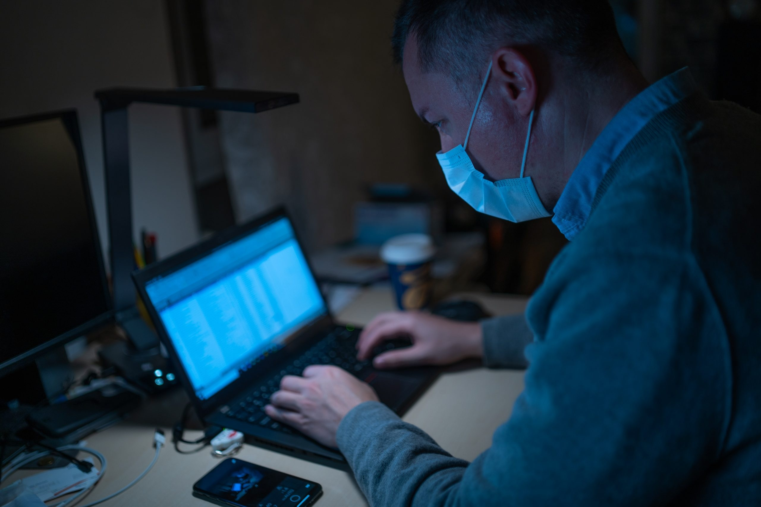 """How the U.S. """"digitized"""" the coronavirus - features of information warfare during the pandemic"""