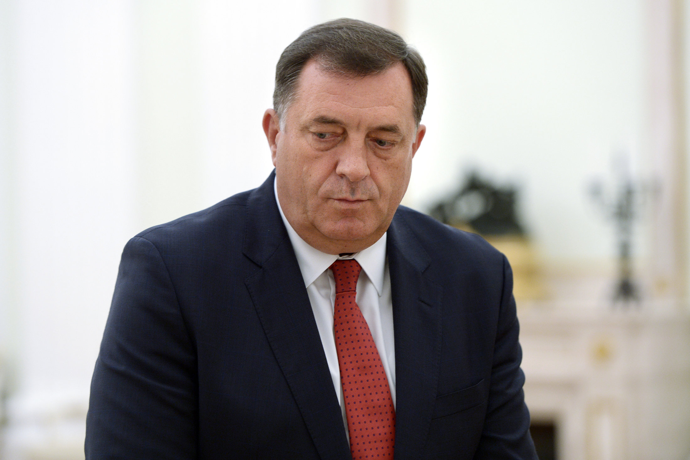 Milorad Dodik meets Putin and Shoigu in Moscow, gives respect to Russia and its President