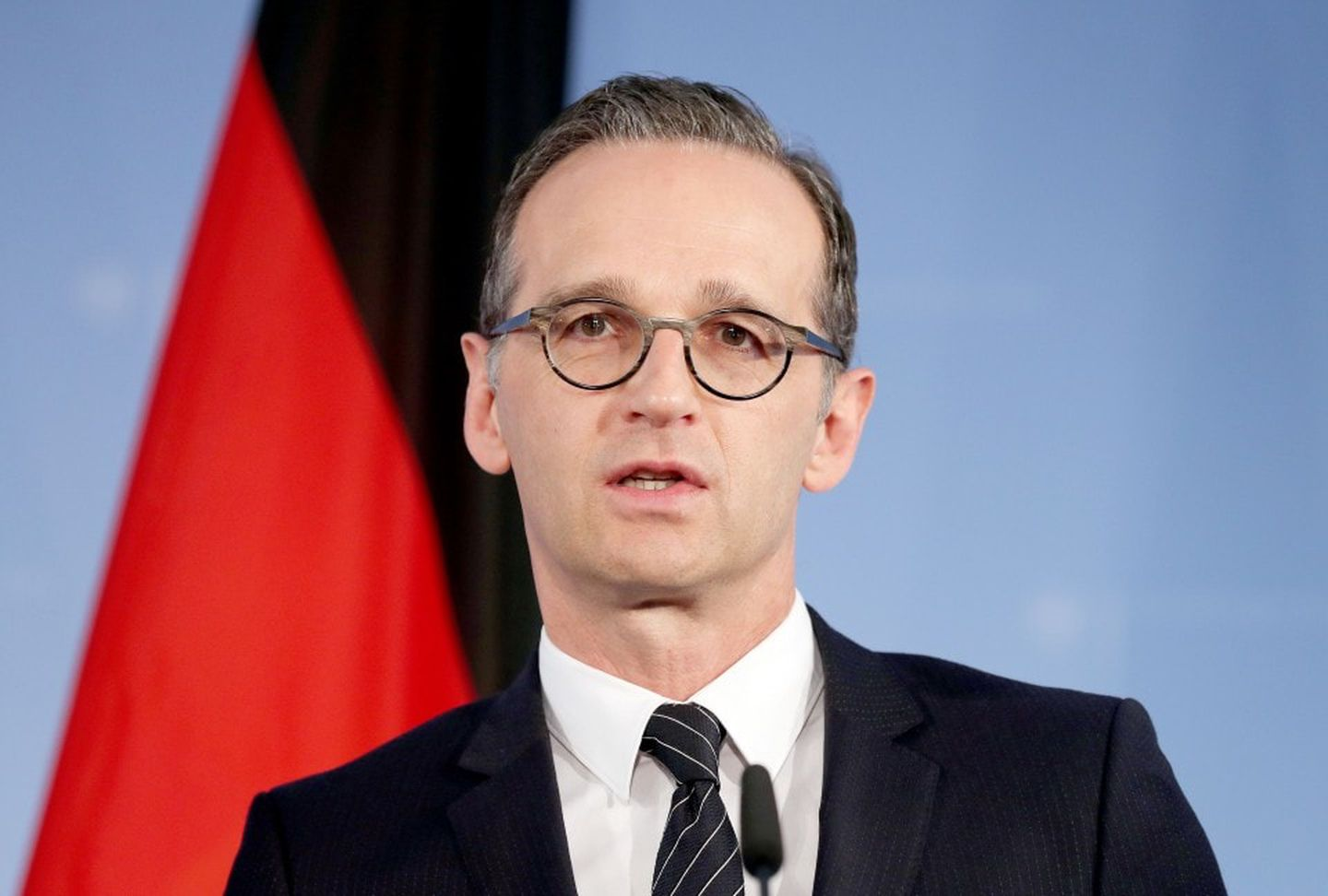 Maas criticized Trump's decision to break off relations with WHO