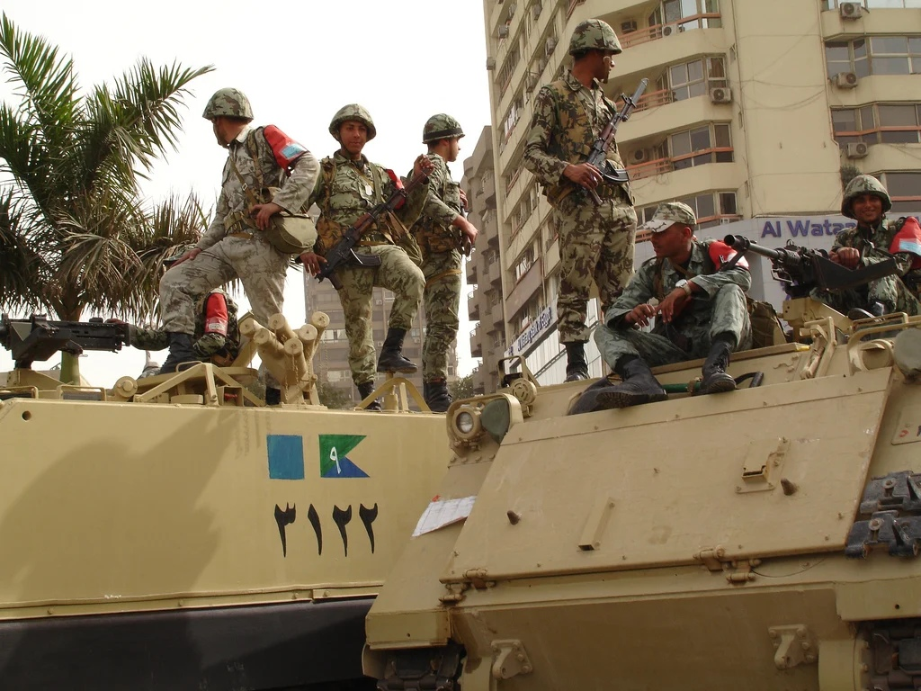 Egypt may bring troops into Libya because of pro-Turkish fighters