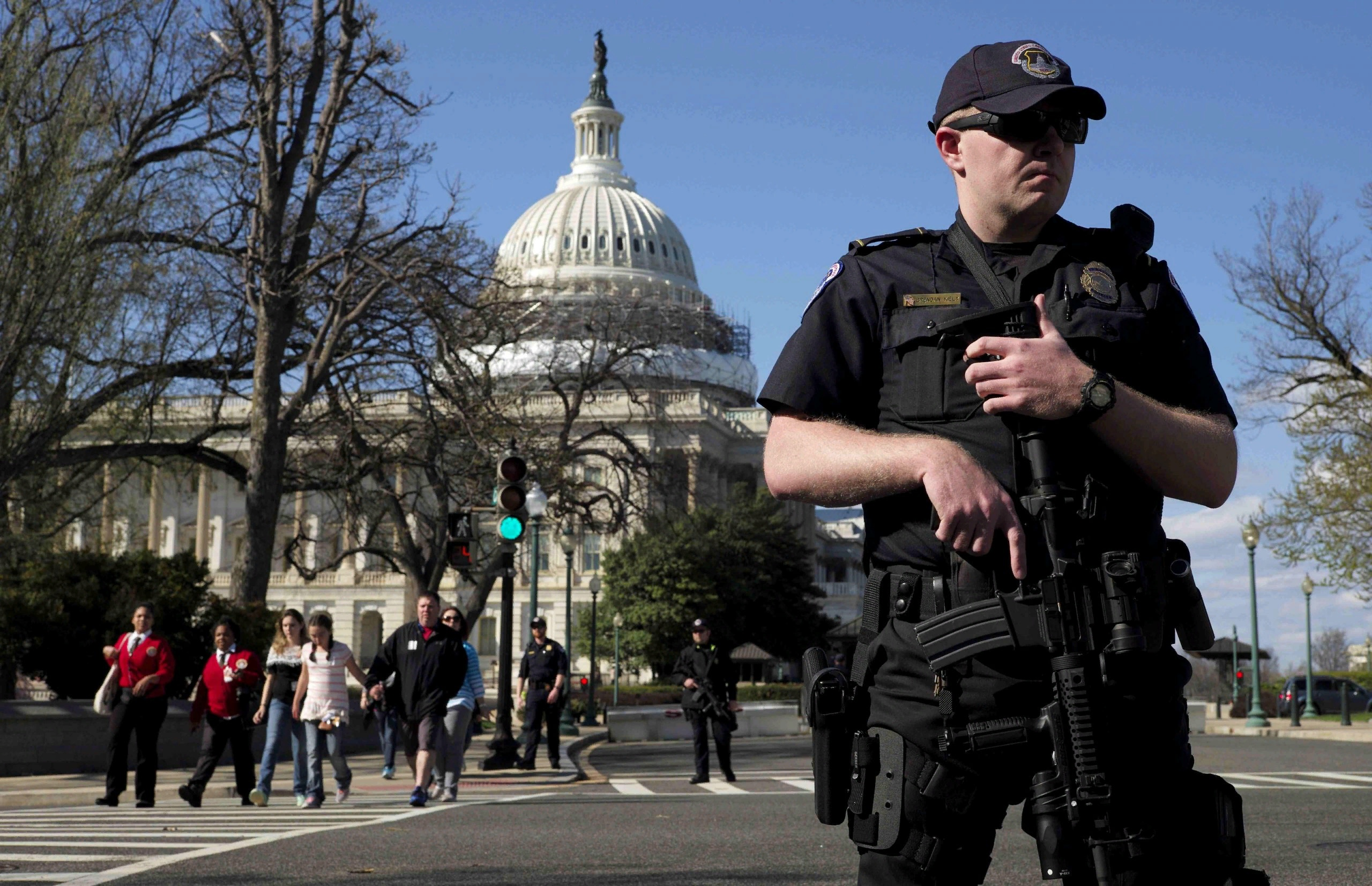 The Capitol has begun sabotaging the main idea of the American rebellion