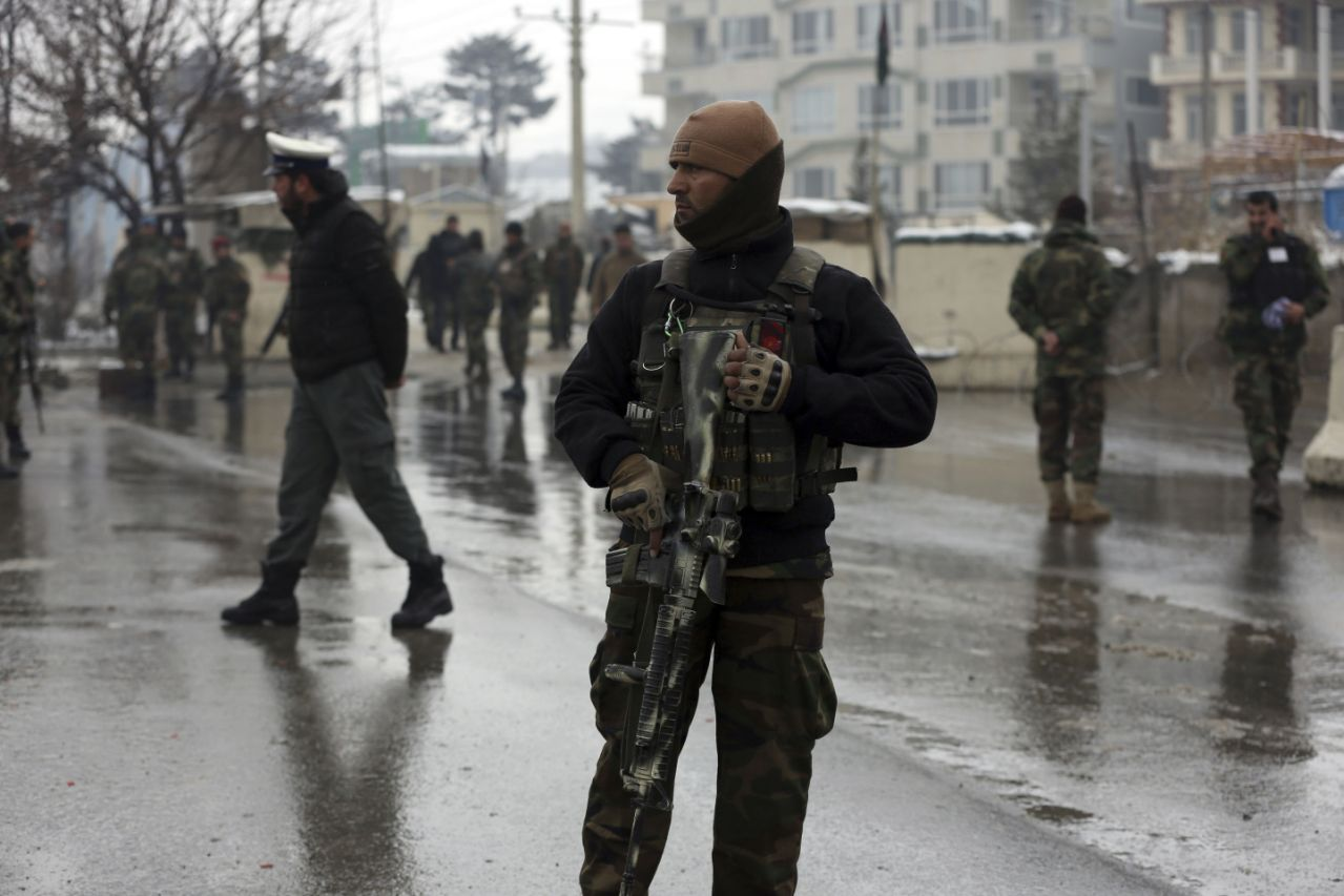 Five Afghan security forces killed in Taliban attack in Kunduz province