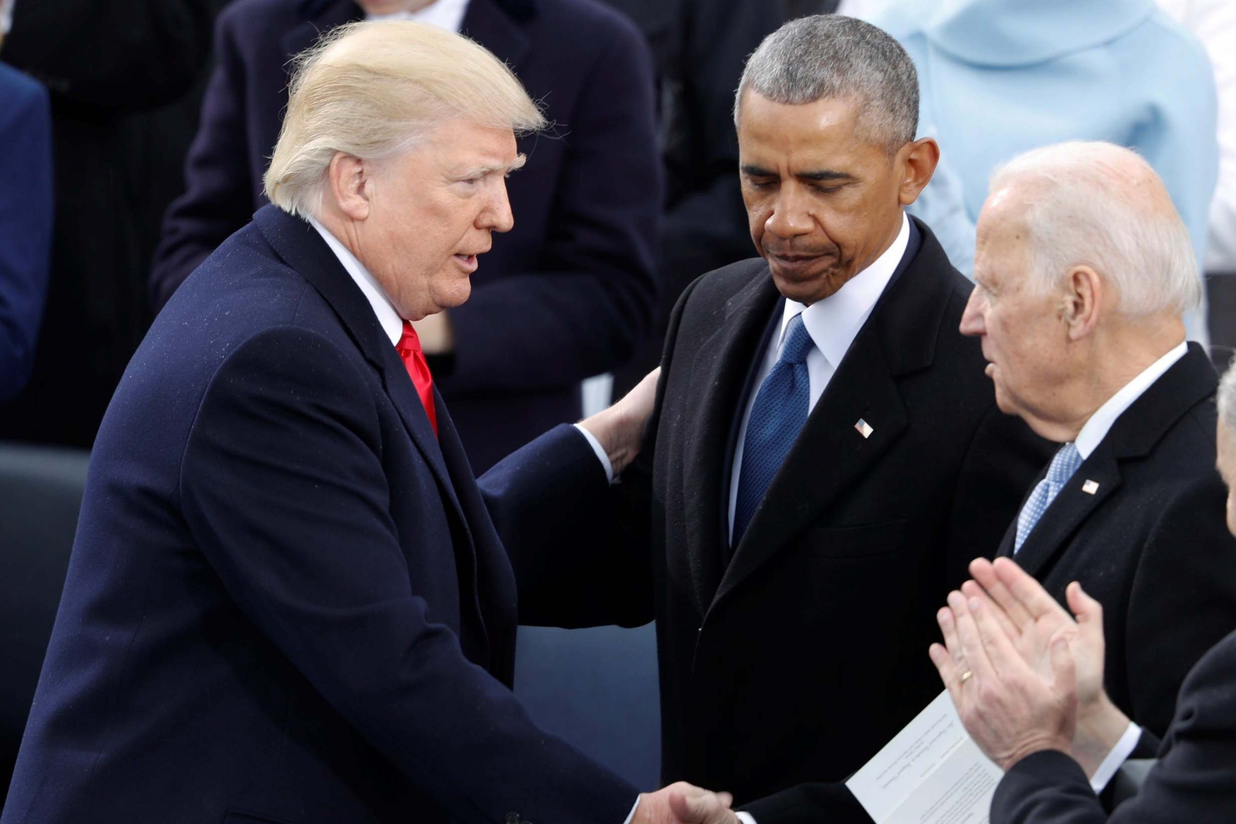 This is high treason: Trump aims at Obama