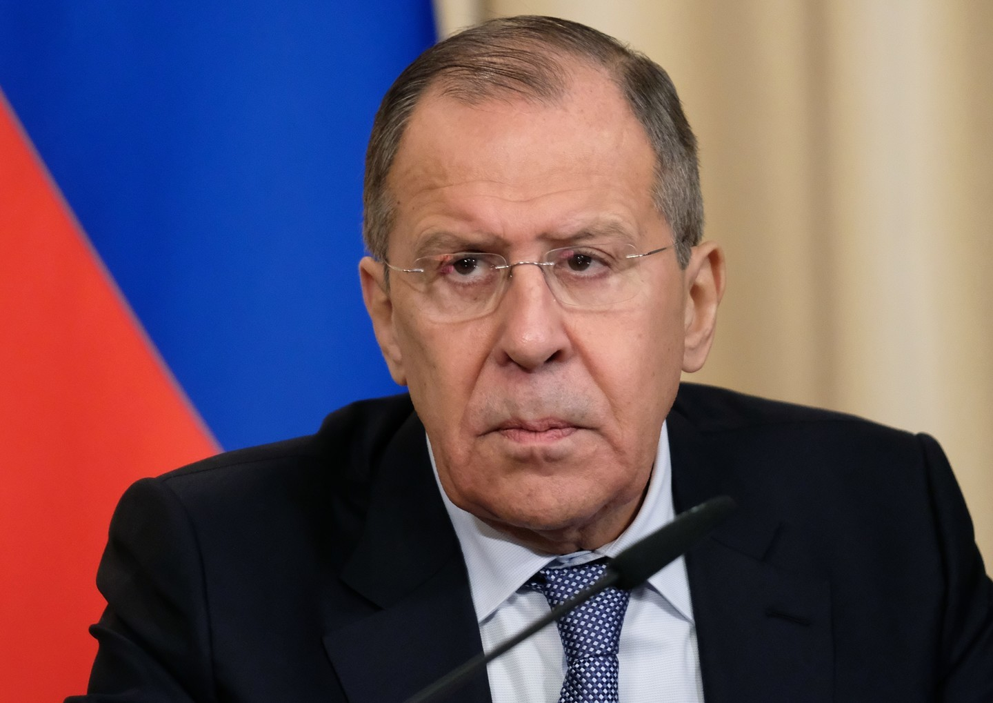 Lavrov tells about the agenda of video conference with Foreign Ministers of China and India