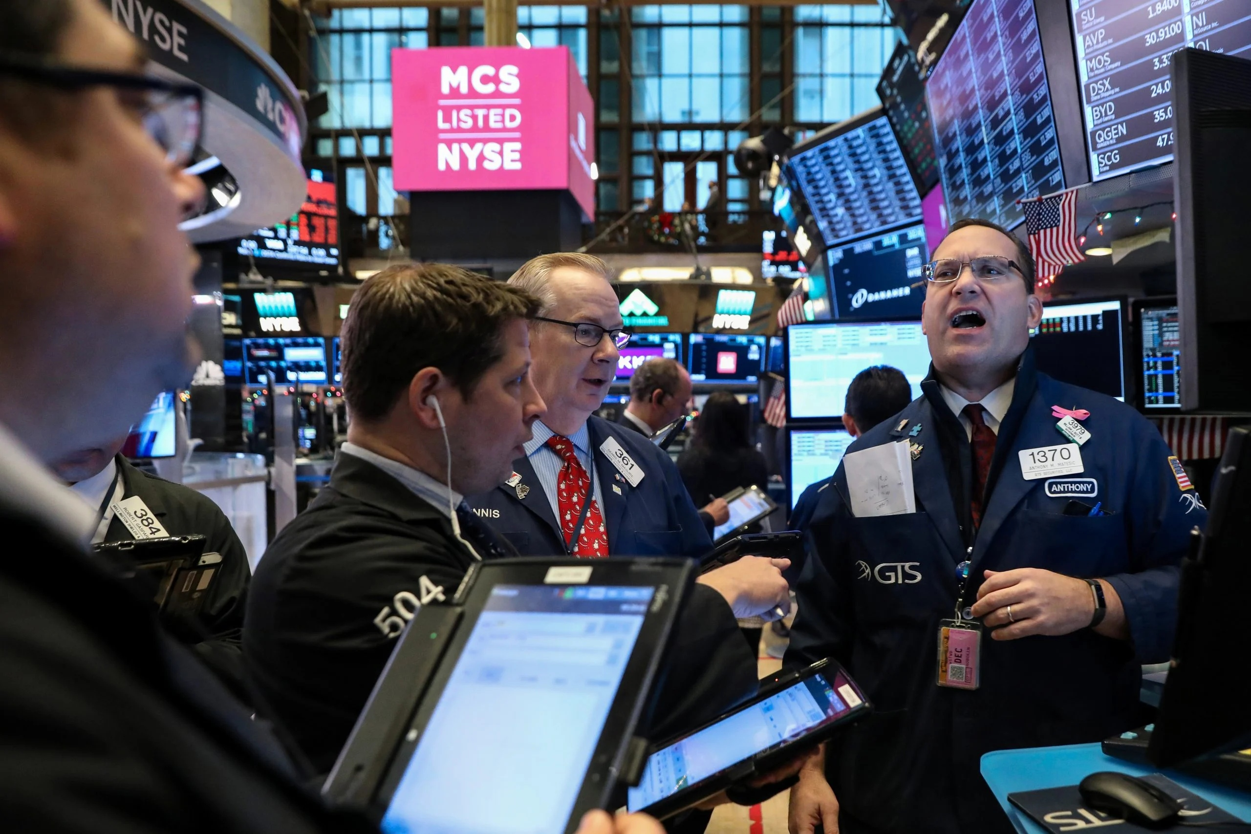 Problems on the stock exchange again - economic recovery could be reversed