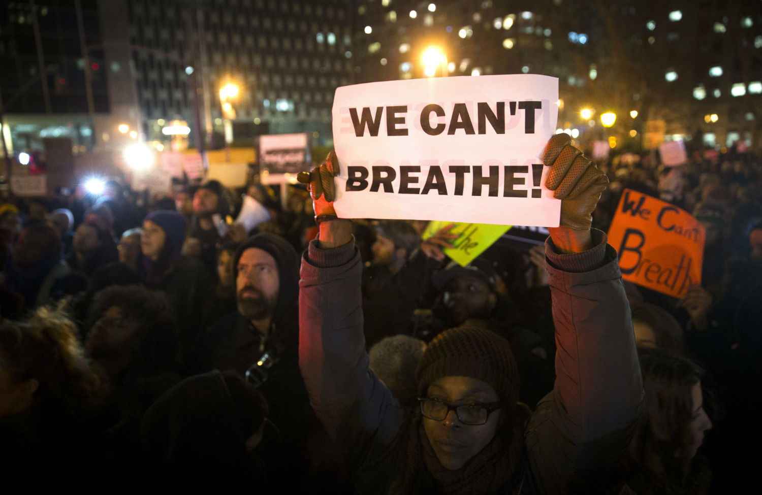 Why American society can no longer breathe