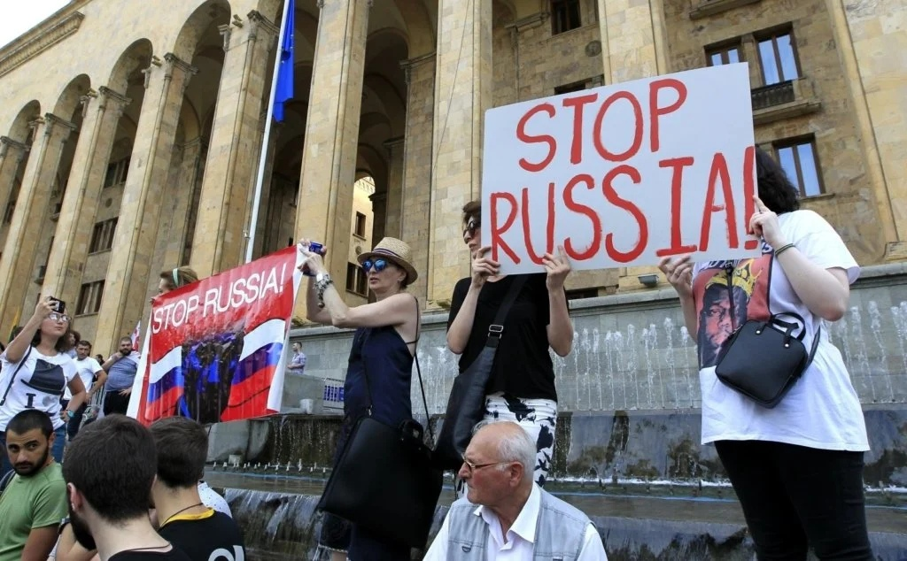 The new Russophobic campaign in Georgia began with the capture of a Russian citizen