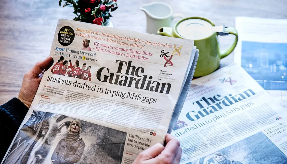 Bitter irony of the West: The Guardian demands closure for racism