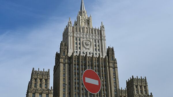 Source in Russian Foreign Ministry assesses statements of State Department on the role of Russia in the Middle East