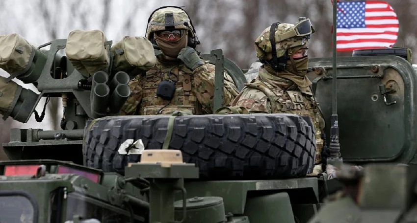 Lithuania and Poland really want U.S. troops to move in from Germany to them